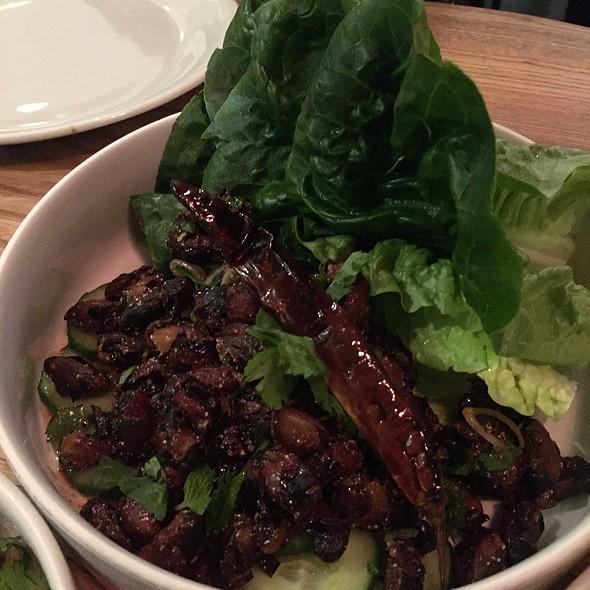 Nam Tok Beans @ Kin Khao