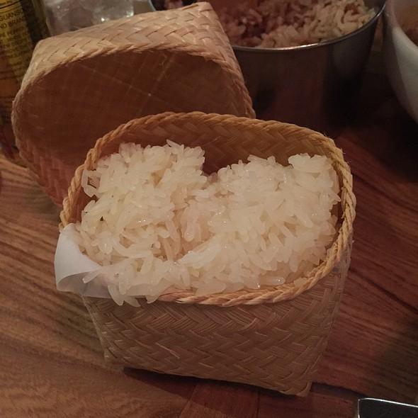Sticky Rice @ Kin Khao