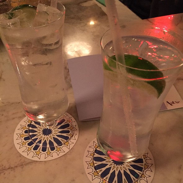 Bmd Ethereal Gin & Tonic @ Aatxe