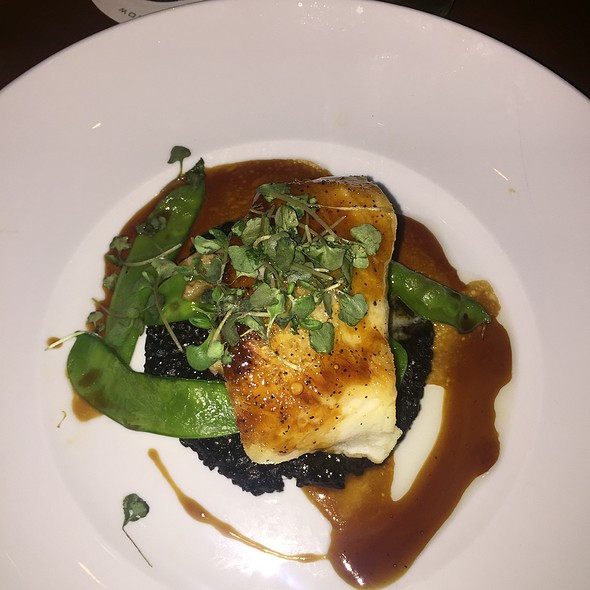 Asian-Glazed Chilean Sea Bass - Seasons 52 - Buckhead, Atlanta, GA