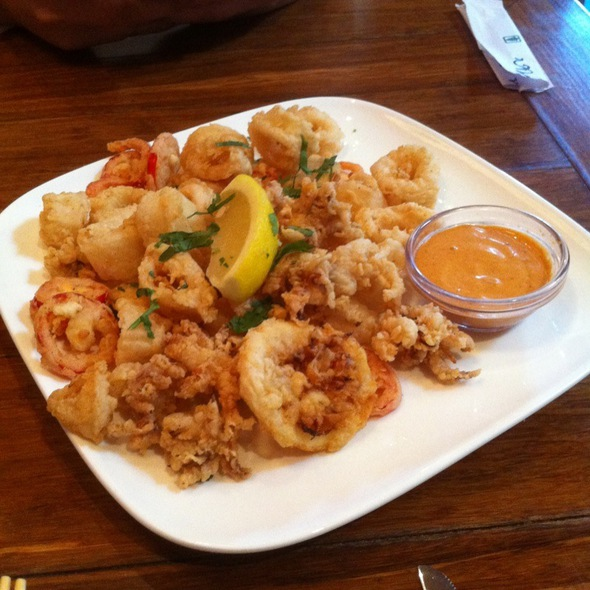 Calamari @ Pacific Catch
