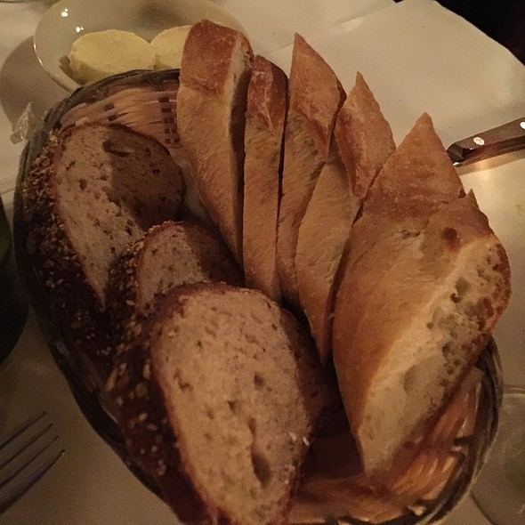 Bread Basket - Les Halles Park Avenue, New York, NY