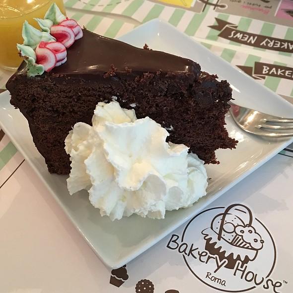 Chocolate Truffle Cake @ Bakery House - Ponte Milvio