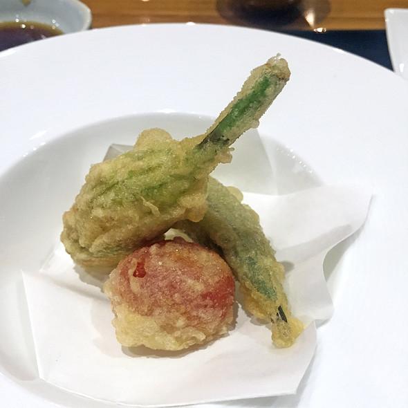 Tempura @ Tojo's Restaurant