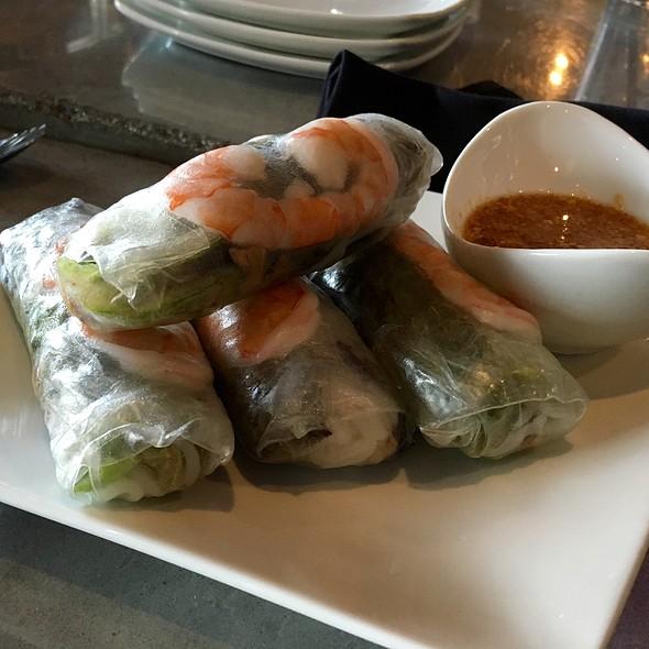 Springrolls With Shrimp