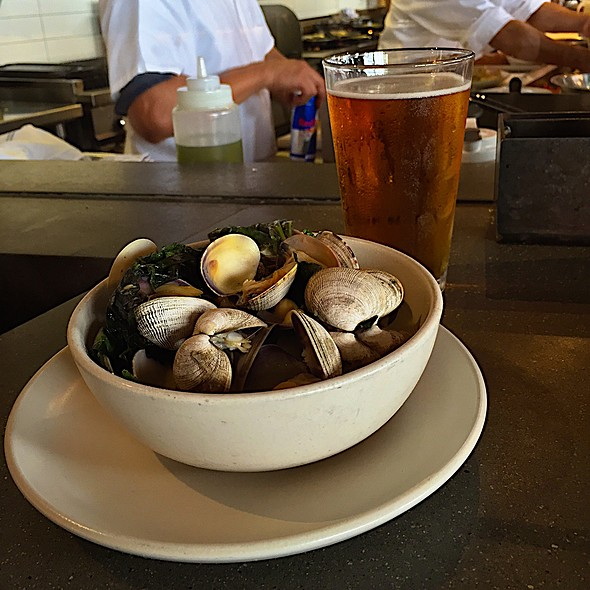 Steamers @ Hog Island Oyster Co.