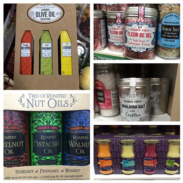 Awesome New Holiday Goodies @ Trader Joe's