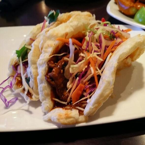 Bulgogi Tacos @ Kona Grill (at Fashion Show Mall)