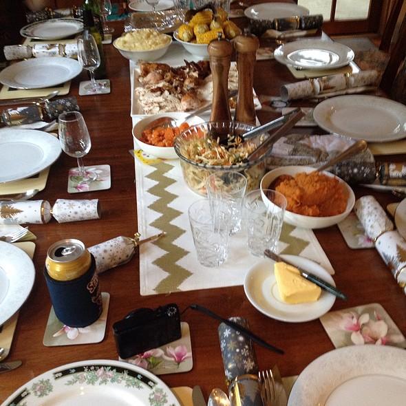 Cheat Meal: Christmas Dinner