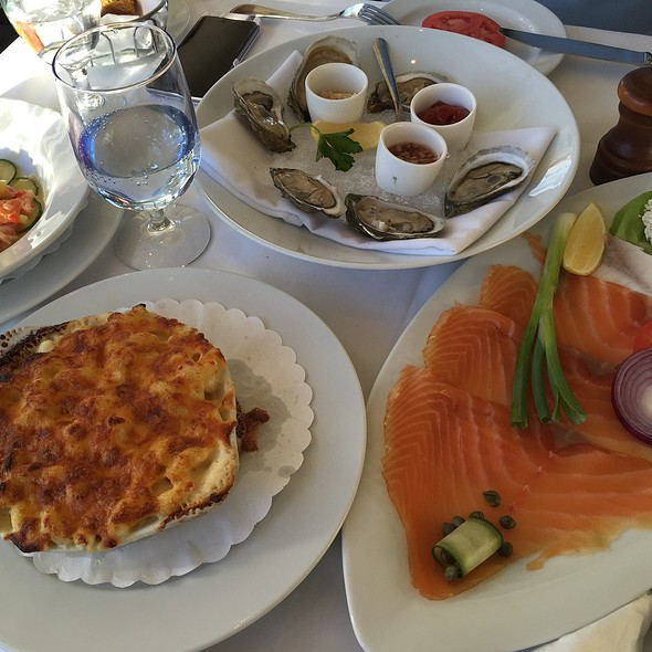 Brunch @ The Loeb Boathouse in Central Park