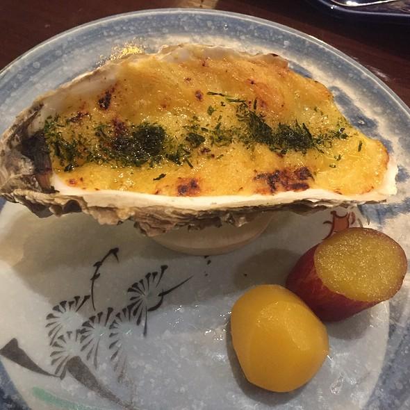 Oysters Au Gratin @ Furusato
