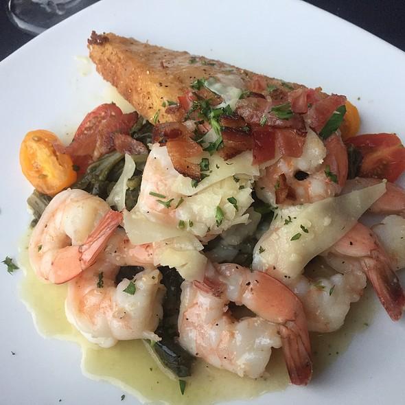 Shrimp & Greens & Grits. - Belford's Savannah, Savannah, GA