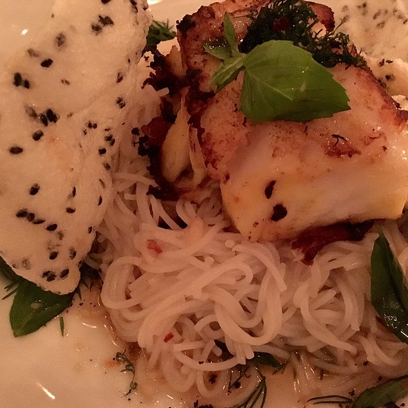 Chilean Seabass - The District by Hannah An, Los Angeles, CA