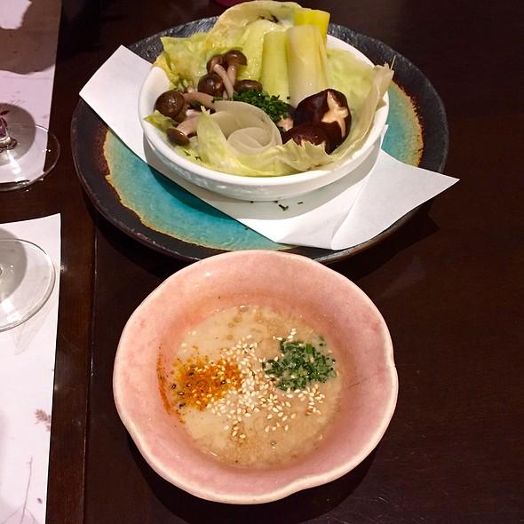 """Vegan """"Ryugu"""" Salad"""