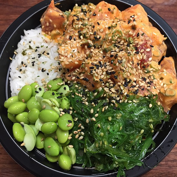 Regular Bowl @ Hokee Poke