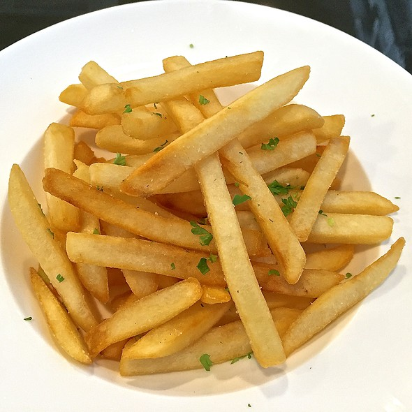 Good Thyme Fries @ Good Thyme Bistro