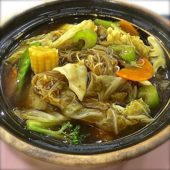 Claypot Bee Hoon @ Ci Wen Vegetarian