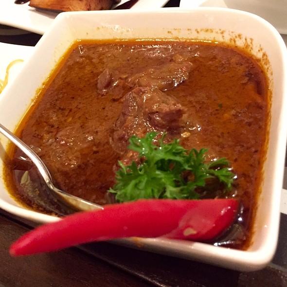Beef Randang @ The Blue Ginger Restaurant Pte Ltd