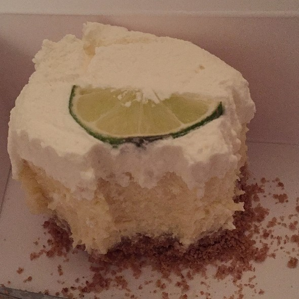 Key Lime Cheese