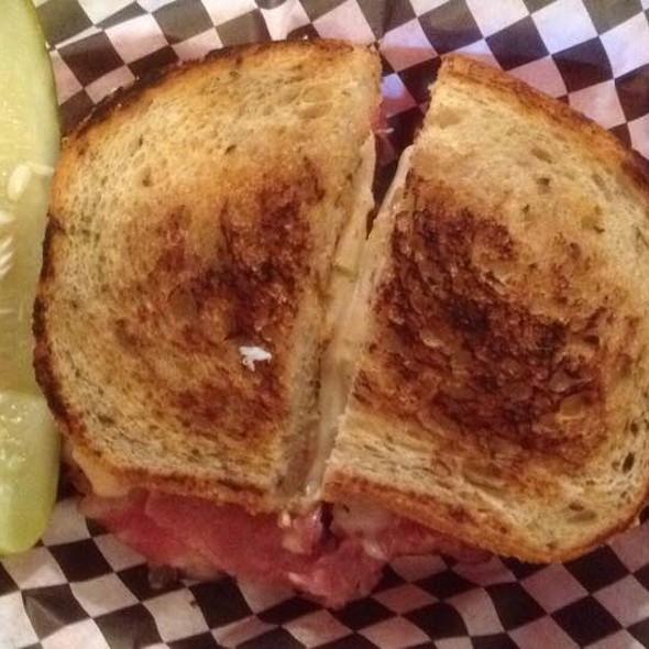 Reuben Sandwich @ Morty's Delicatessen