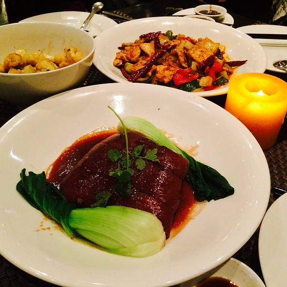 Meat @ Koi Chinese, Sushi, Sake Lounge
