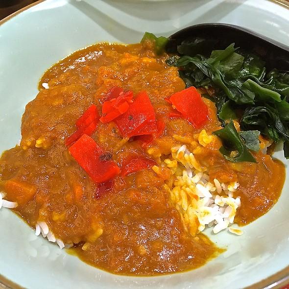 curry rice @ Idaten Udon