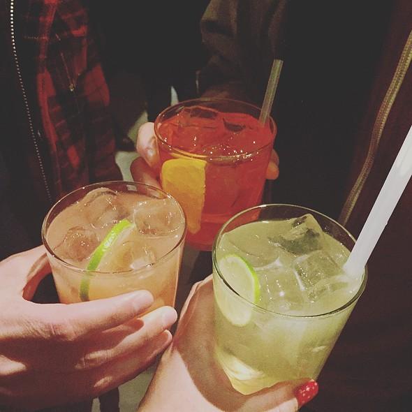 Cocktails @ Otto