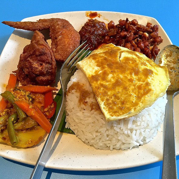 Nasi Lemak @ Penang Culture (Jubilee Entertainment Complex)