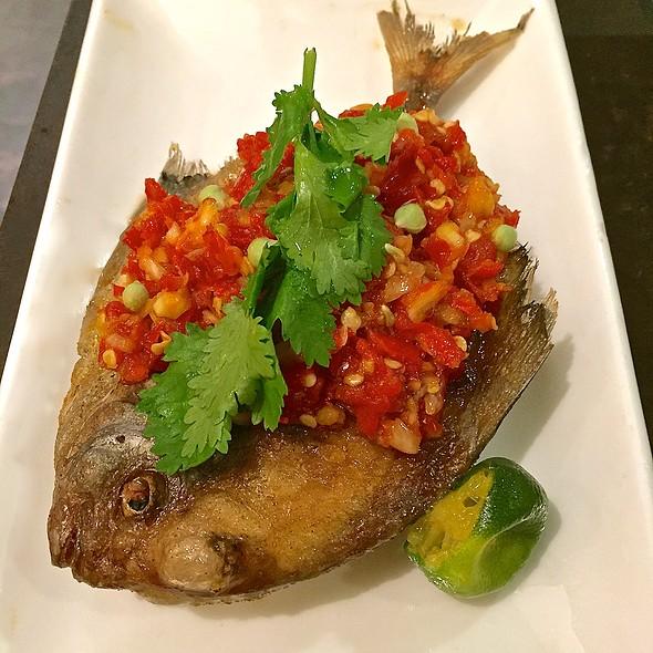 Ikan Chili Garam @ Grandma's Restaurant (Raffles City)