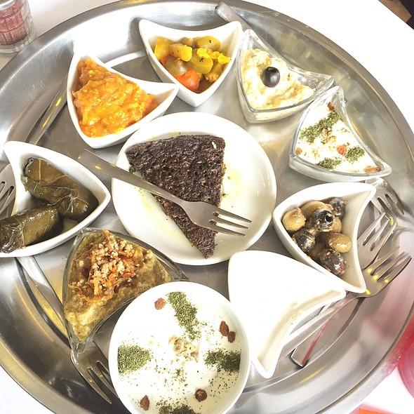 Persian Appetizers
