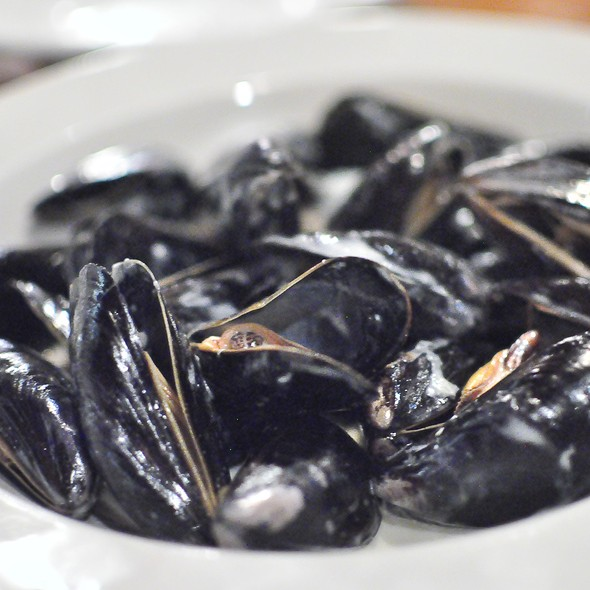 Mussels @ Aixois