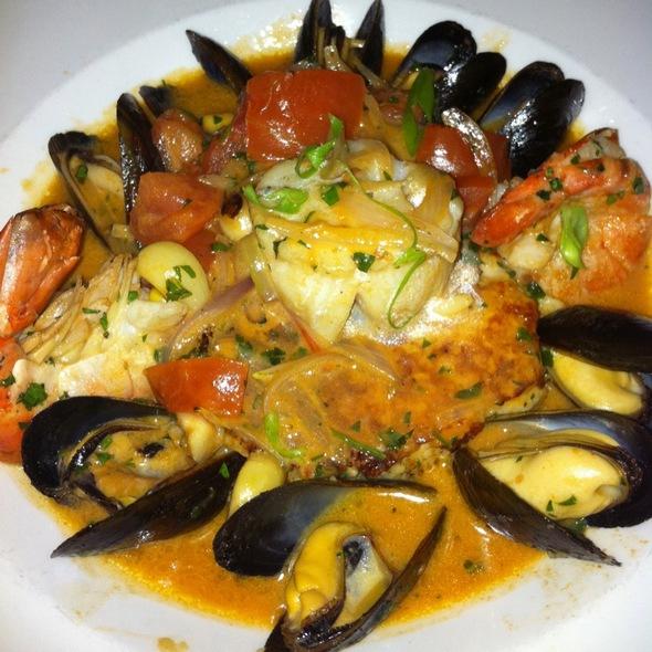 Seafood Soffrito - Oceano Bistro - Clayton, Clayton, MO