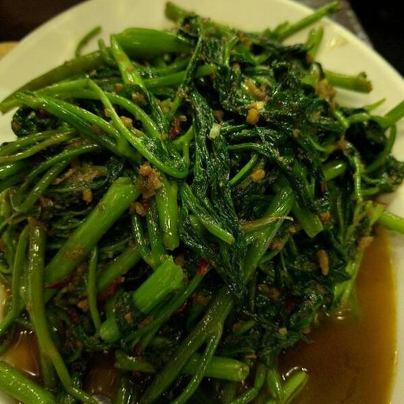 Kang Kung Belacan (Ong Choy)
