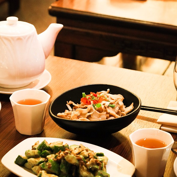 Lunch For Two. Try Our Authentic Sichuanese Cold Starter. Book Your Table Now.