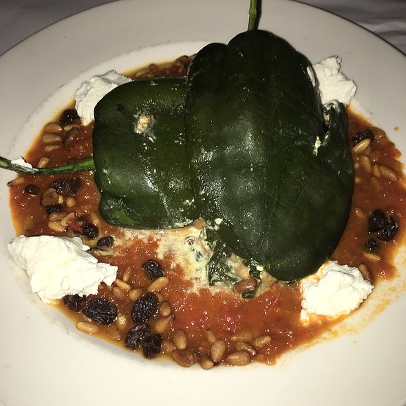 Chile Rellenos - Besito Mexican - Huntington, Huntington, NY