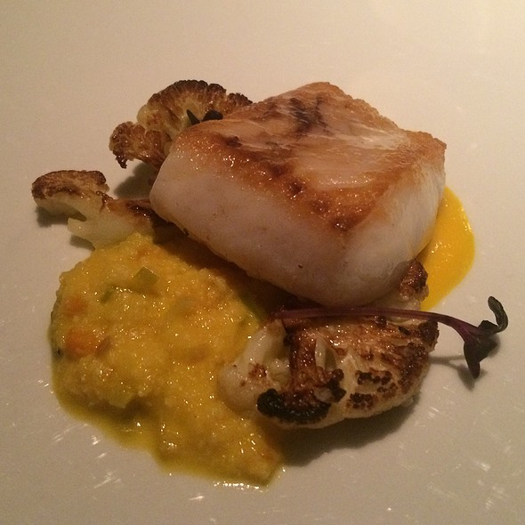 Fish - Gramercy Tavern, New York, NY