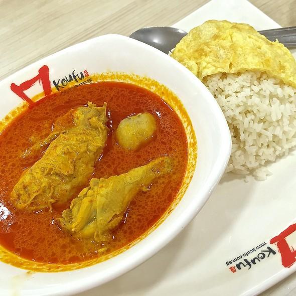 Nyonya Curry Chicken @ Toa Payoh HDB Hub Koufu Foodcourt