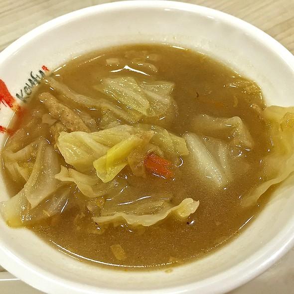 Chap Chye @ Toa Payoh HDB Hub Koufu Foodcourt