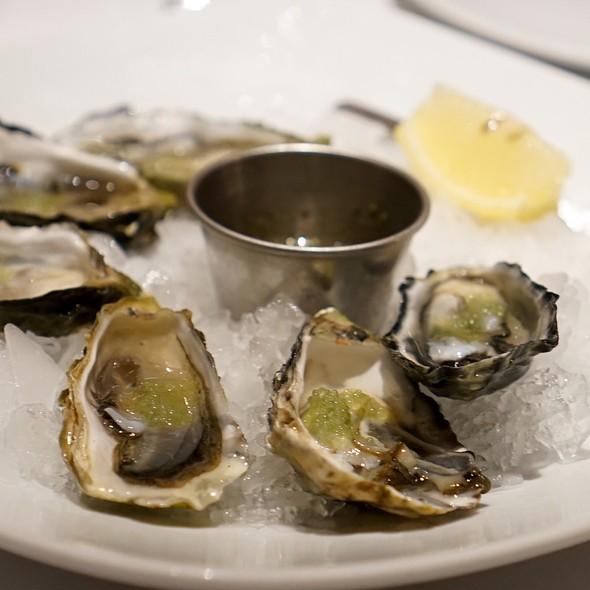 Fresh Oysters @ River's End Restaurant & Inn