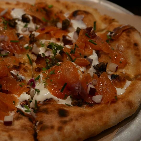 King Salmon @ Academy Kitchen & Bar