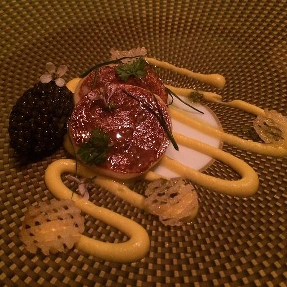 Osetra Caviar Course - Per Se, New York, NY