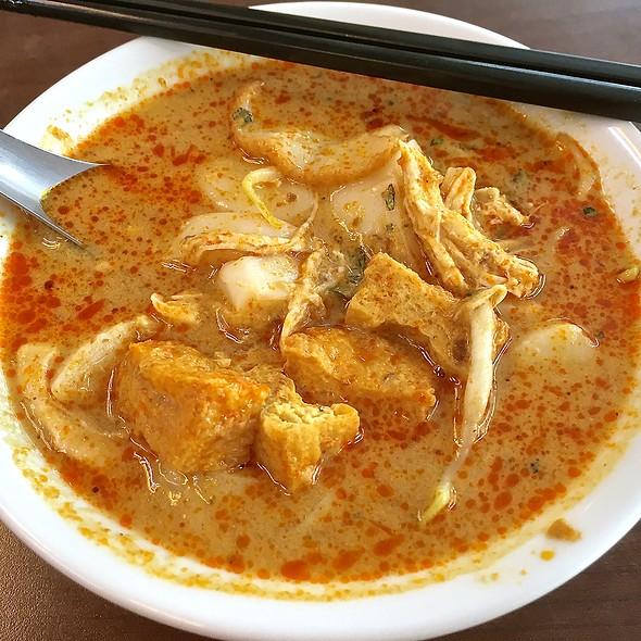 Laksa Chee Cheong Fun @ My Taste