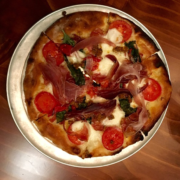 Charcuterie Pizza @ Beardslee Public House