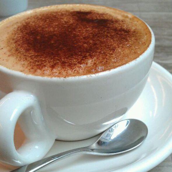 Cappuccino @ Le Gouter Bernardaud