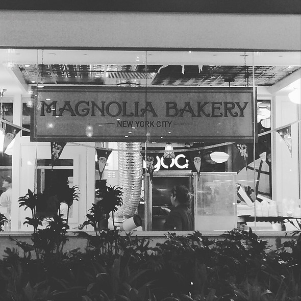 Kiosk Is Calling My Name Loud!!! @ Magnolia Bakery