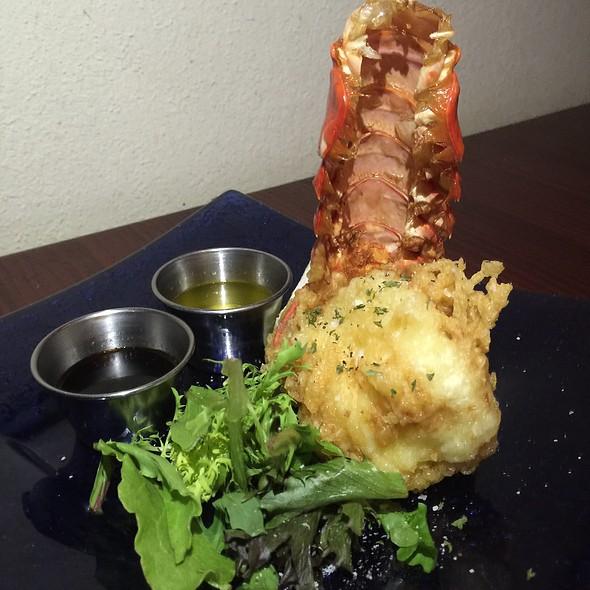 Fried Lobster Tail - Aqua Blue, Roswell, GA