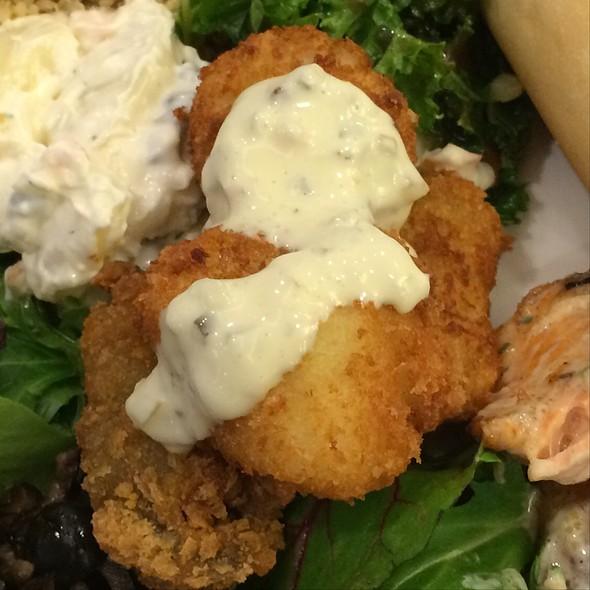 Fried Seafood @ Waialae Country Club