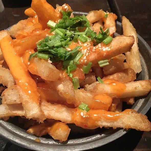 Kimchi Fries @ Obao