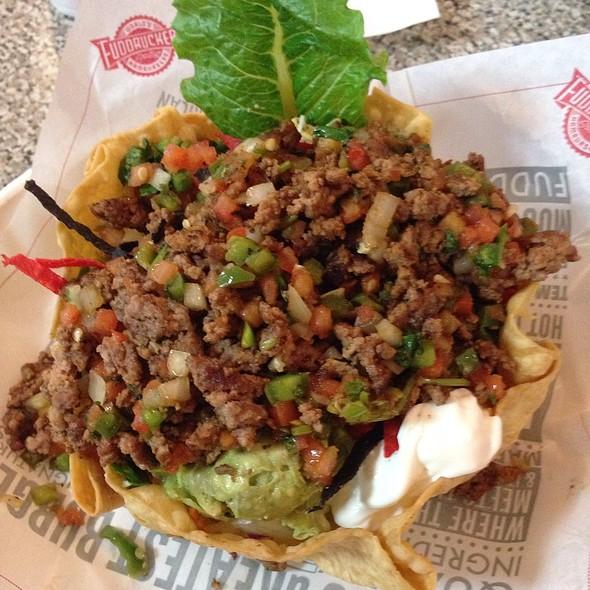 Taco Salad @ Fuddruckers
