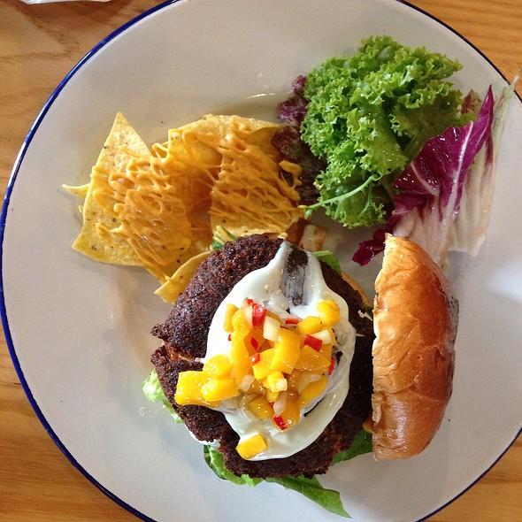Crabmeat Burger